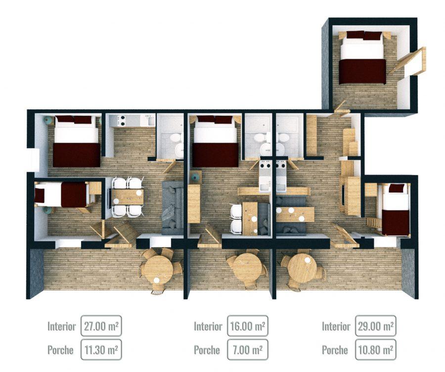 Apartamentuak