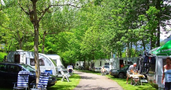 acampada