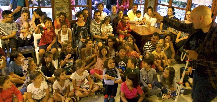 Activités dans le Bedura Park